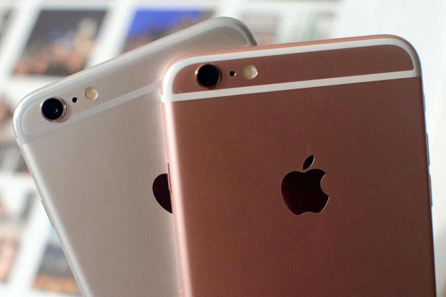 iPhone 6s в темноте снимает хуже прошлых поколений