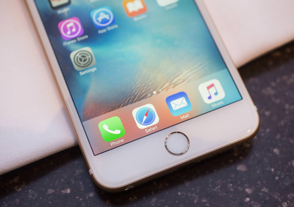 iPhone 6s Plus Rose gold review 2