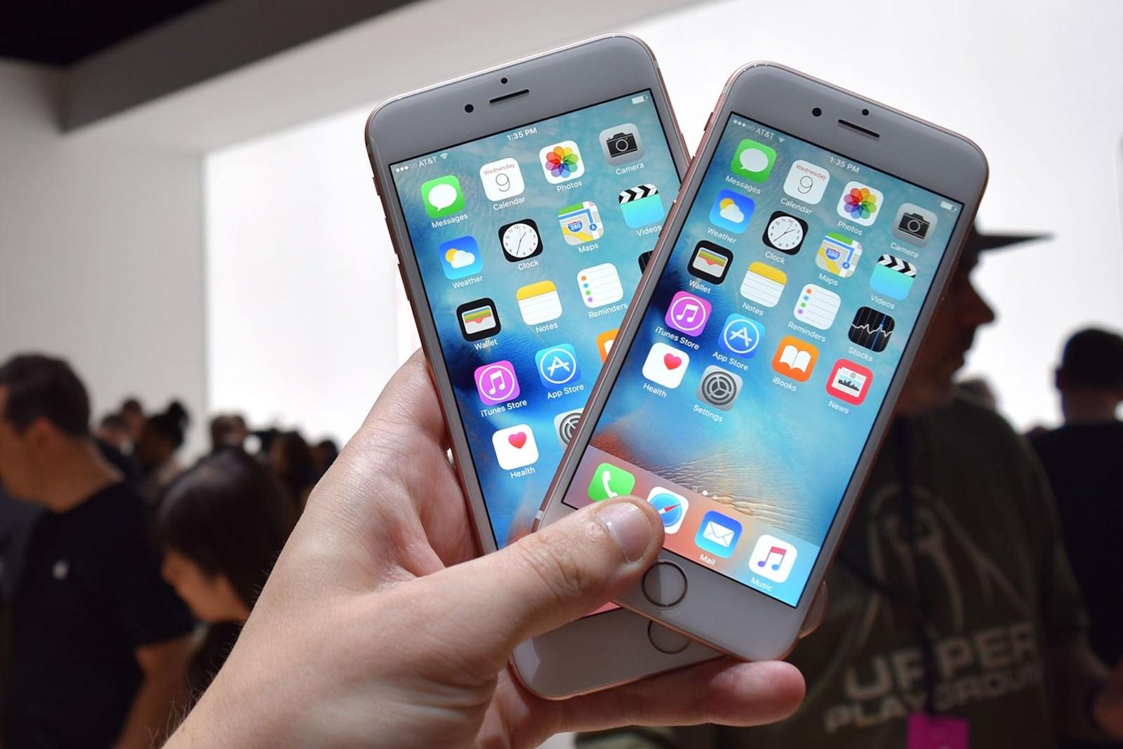 iPhone 6s Plus Russia Akket.com Apple pink gold vs. 2