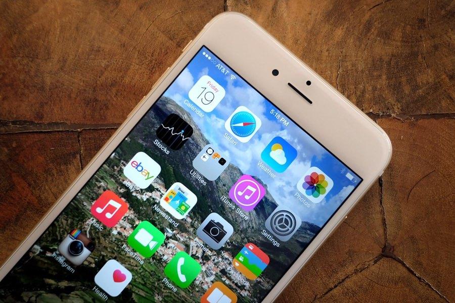 Стоимость iPhone 6s в России будет начинаться от 100 000 рублей