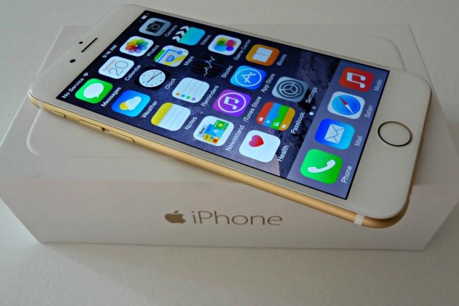 Стала известна дата старта продаж iPhone 6s в России
