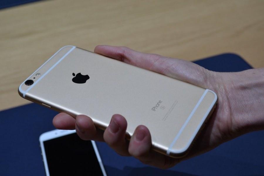iPhone 6s на 80% мощнее iPhone 6 из-за процессора A9 и 2 Гб оперативной памяти