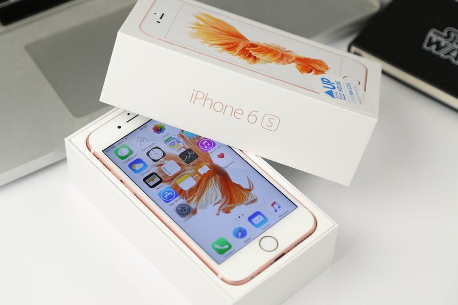 Стоимость iPhone 6s в России начинается от 64 000 рублей