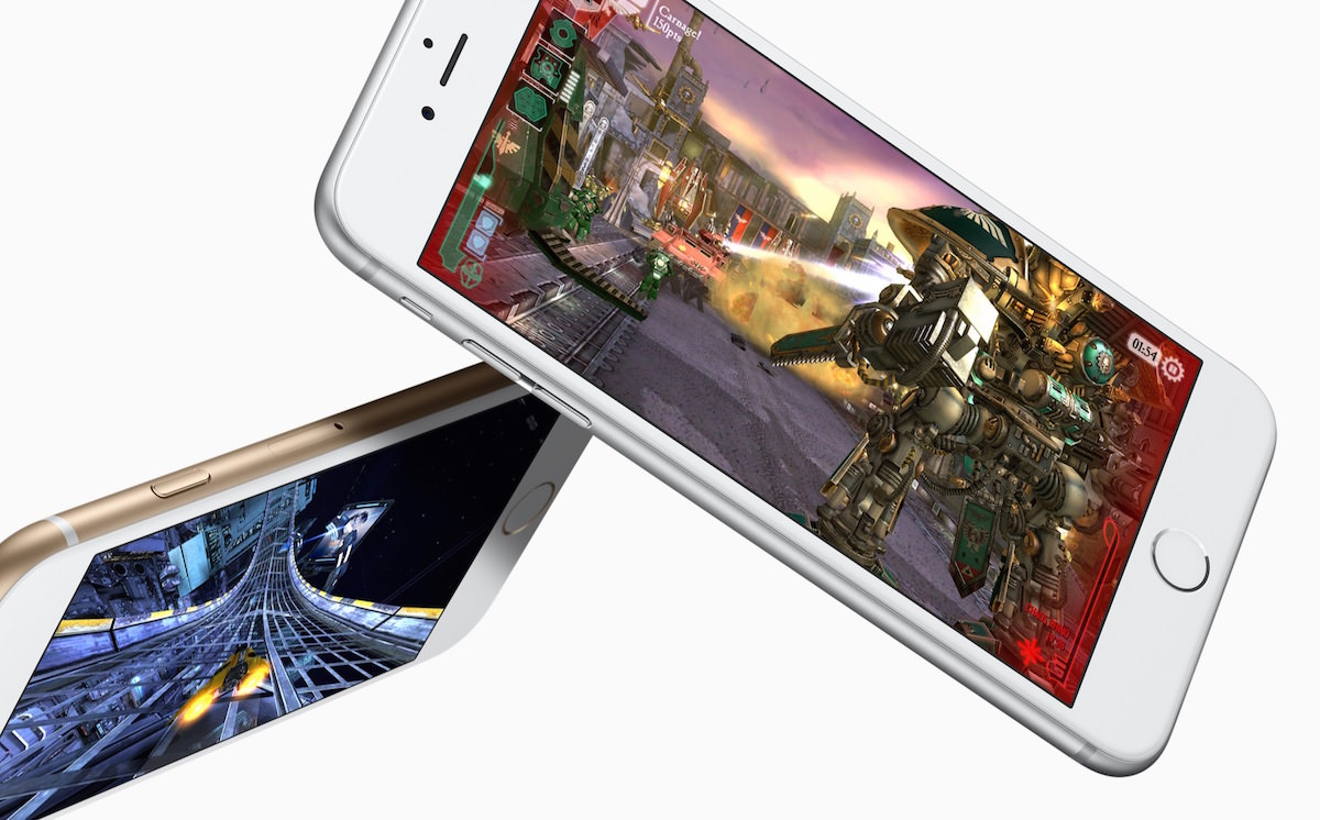 iphone 6s Plus vs. iPhone 6 Apple review guide 3