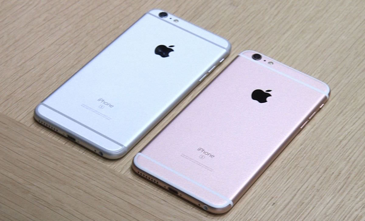 iphone 6s Plus vs. iPhone 6 Apple review guide 4