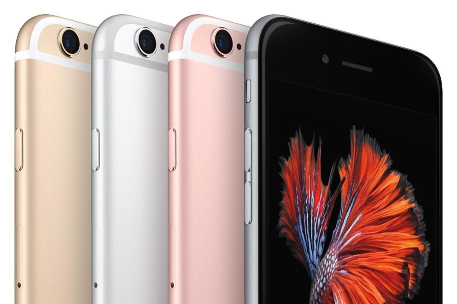 Apple открыла предварительный заказ на iPhone 6s и iPhone 6s Plus