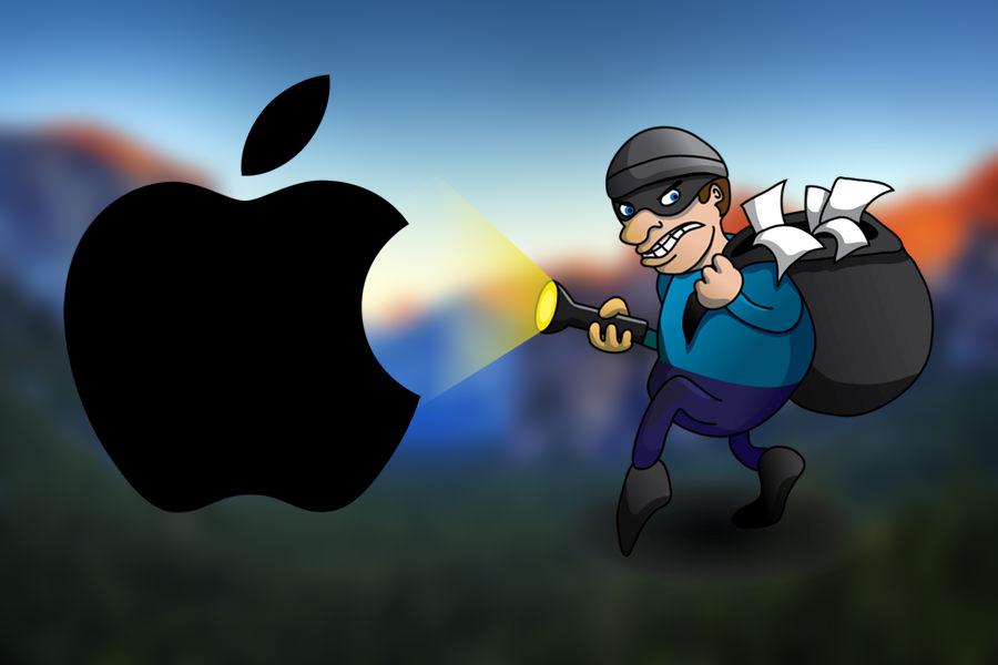 История реальной кражи аккаунта Apple ID