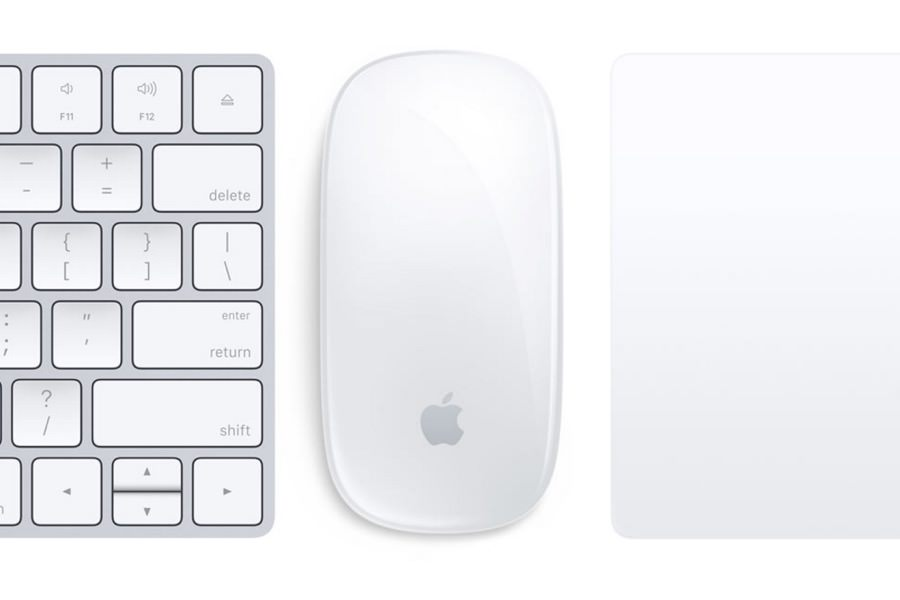 Выпущены Apple Mouse 2, Magic Trackpad 2 и New Magic Keyboard
