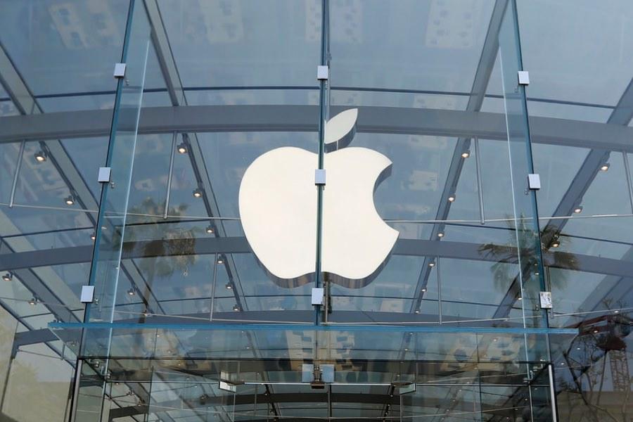 Apple получает права на товарный знак «Яблоко»