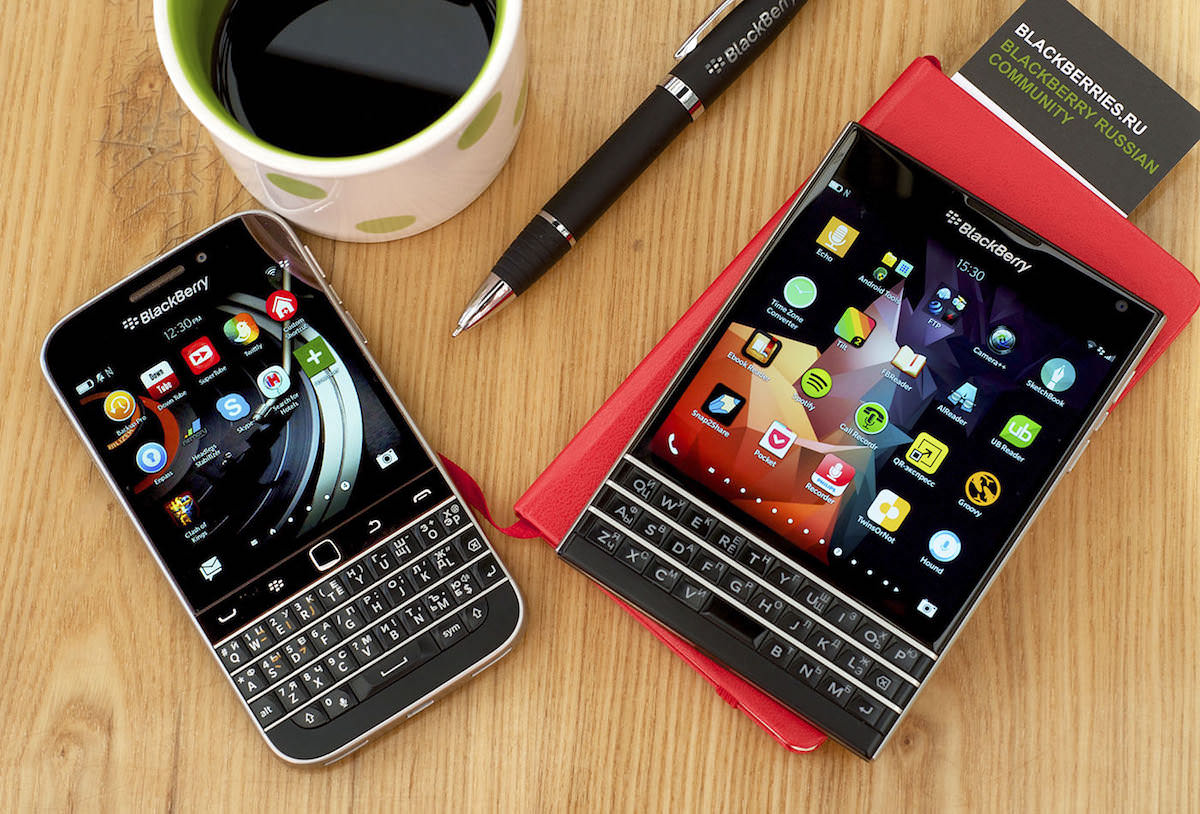 Blackberry phone 23
