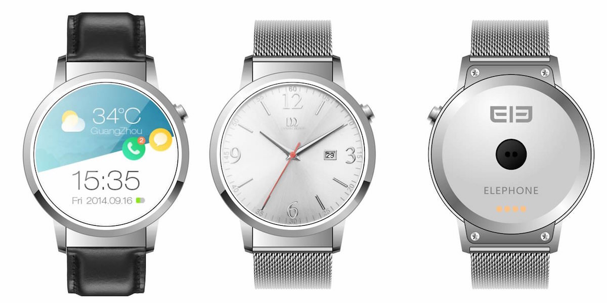 Elephone Ele russia android wear 2