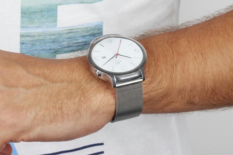 Elephone Ele — самые доступные смарт-часы на Android Wear