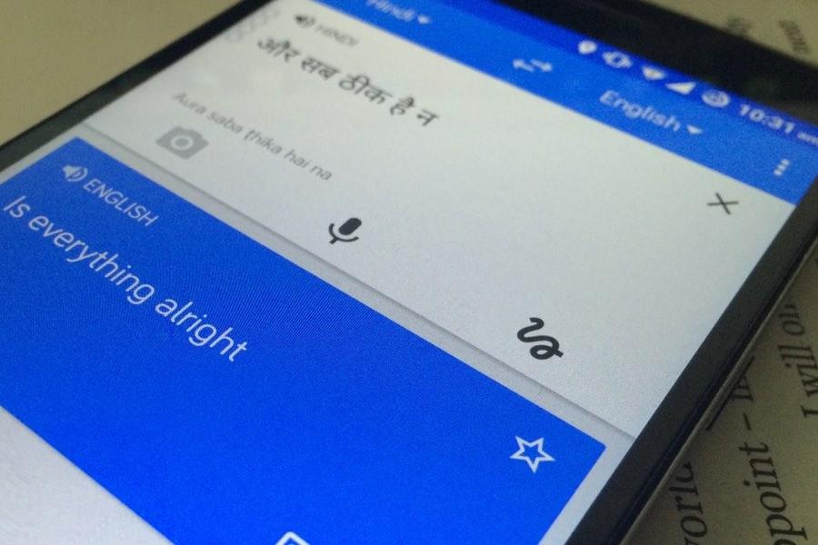 Google Translate научится переводить текст внутри приложений