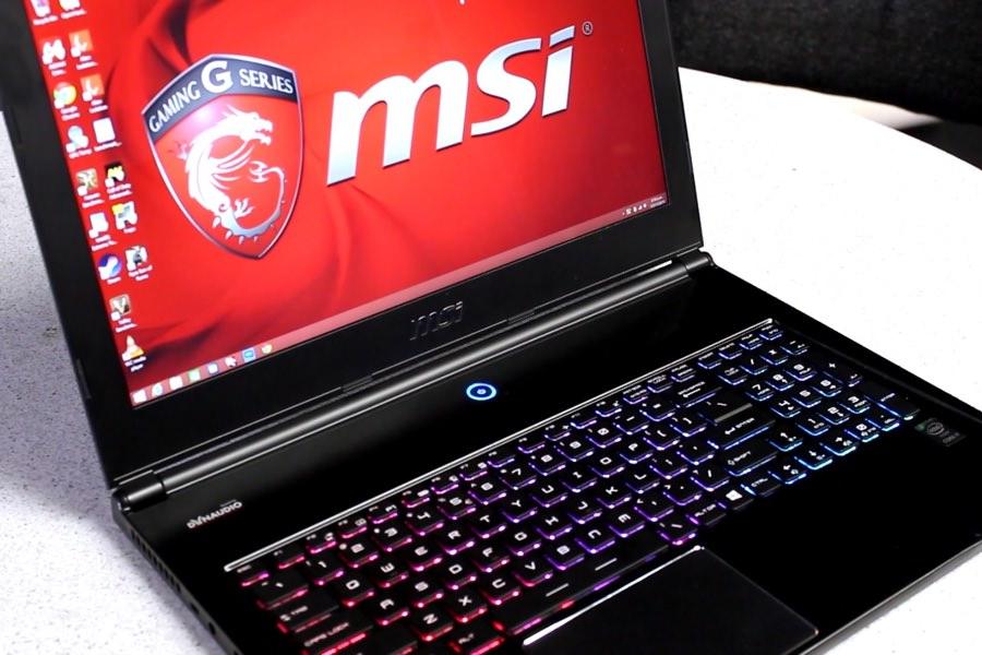 MSI представила тонкий игровой ноутбук Ghost Pro 4K