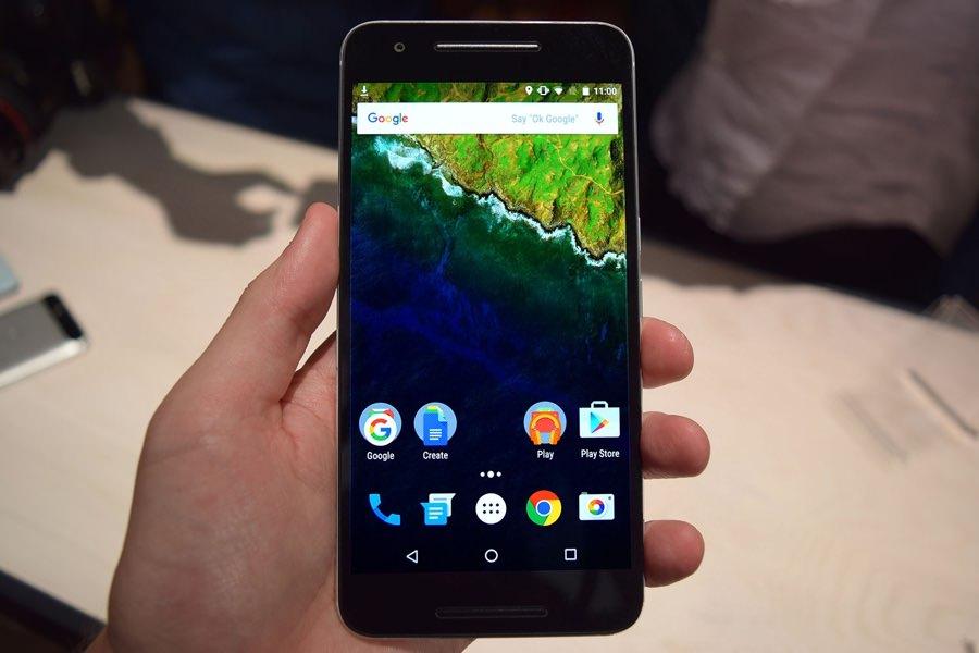 Стали известны официальные цены на Huawei Nexus 6P в России