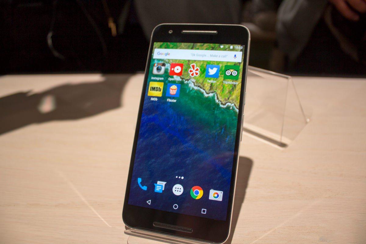 Nexus 6P Russia Buy shop