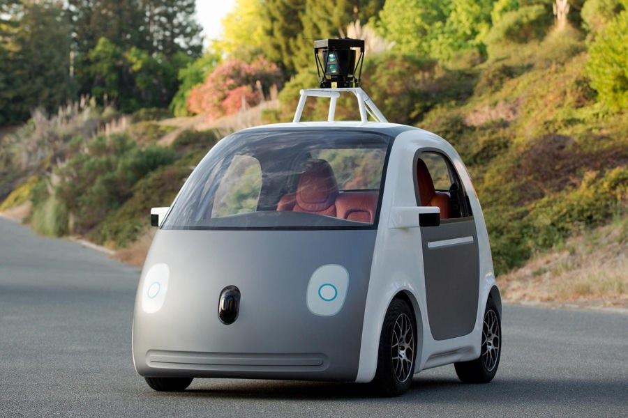 Россия представит беспилотный автомобиль к 2018 году