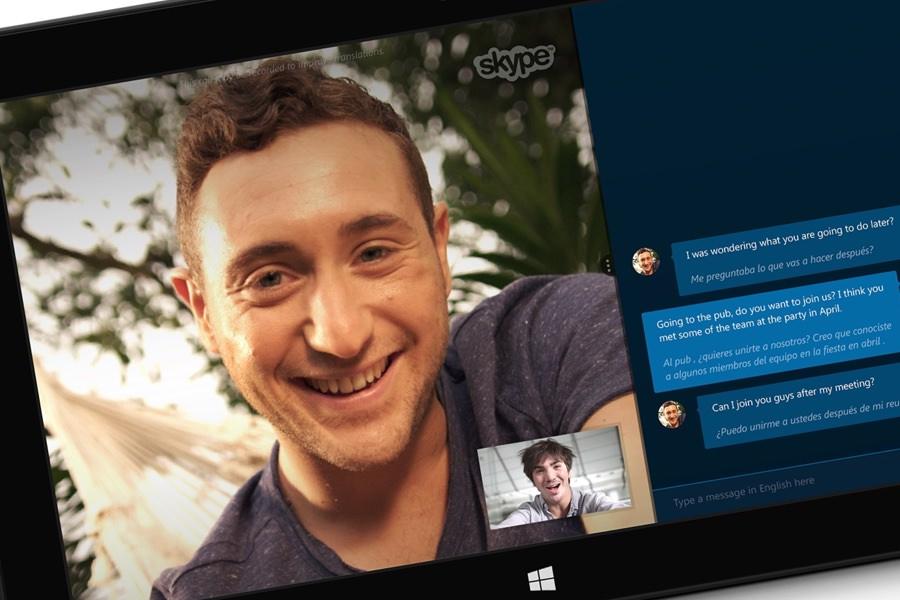 Skype научился переводить речь в режиме реального времени