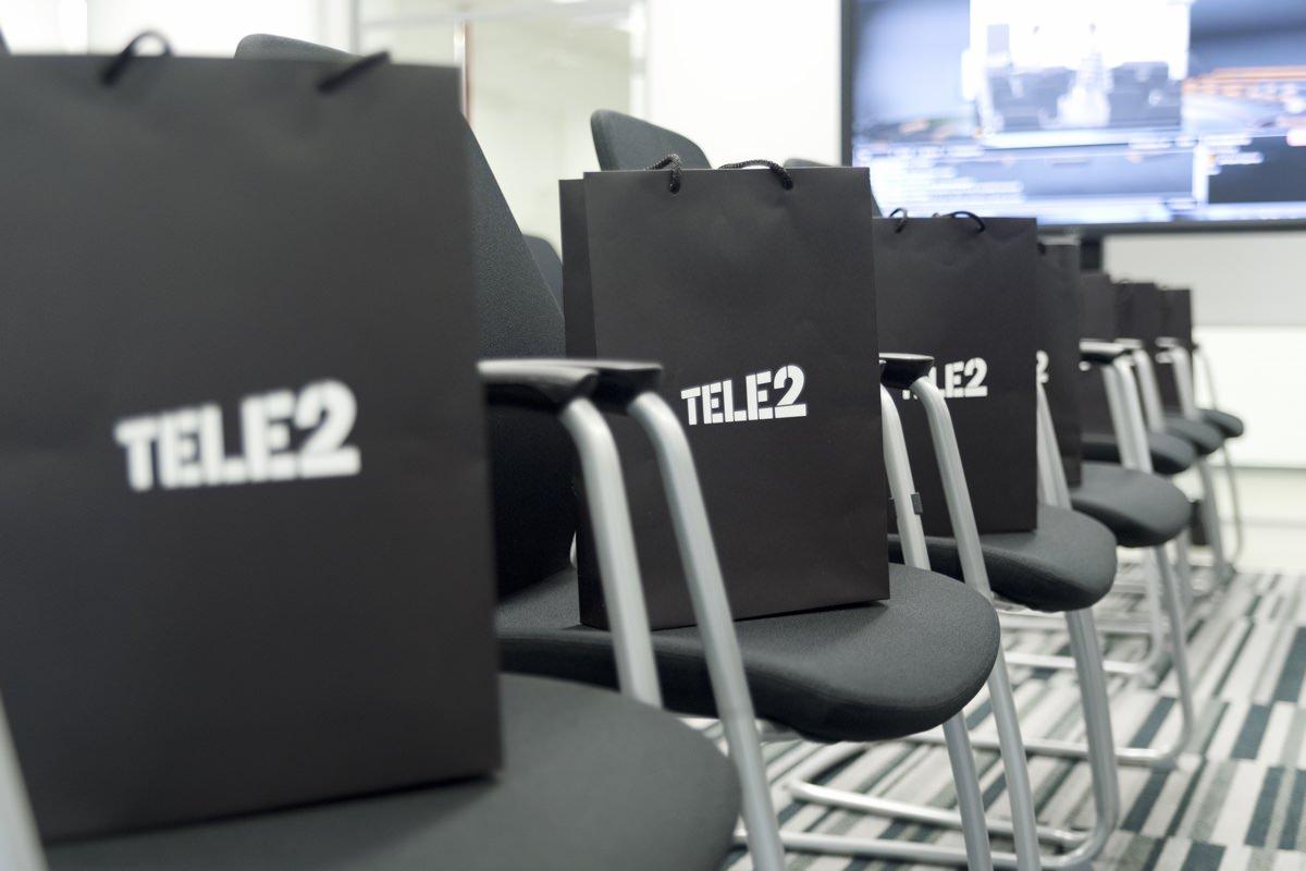 Сотовый оператор Tele2 начинает свою работу в Москве