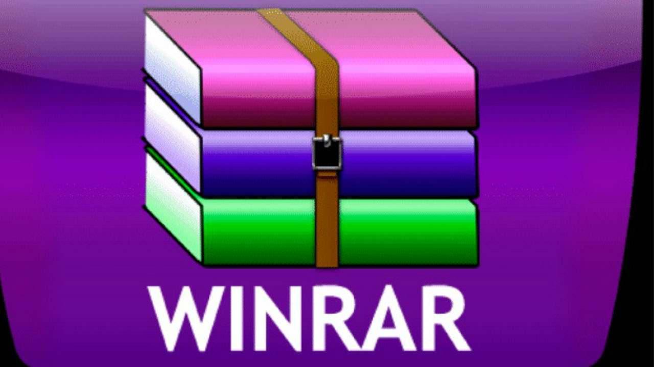 WinRAR Windows exe 2