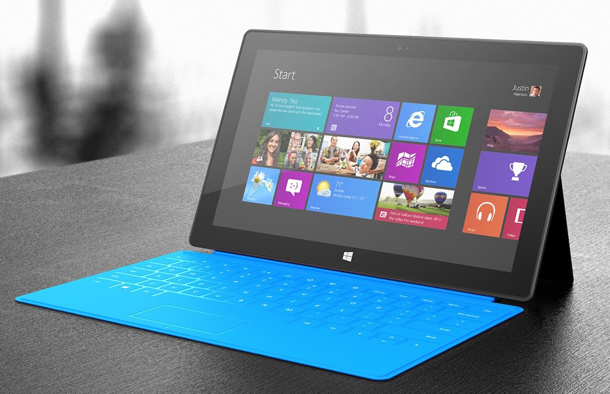 Windows 10 tablet 2