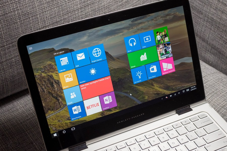 Обновление для Windows 10 принесет поиск местоположения устройства