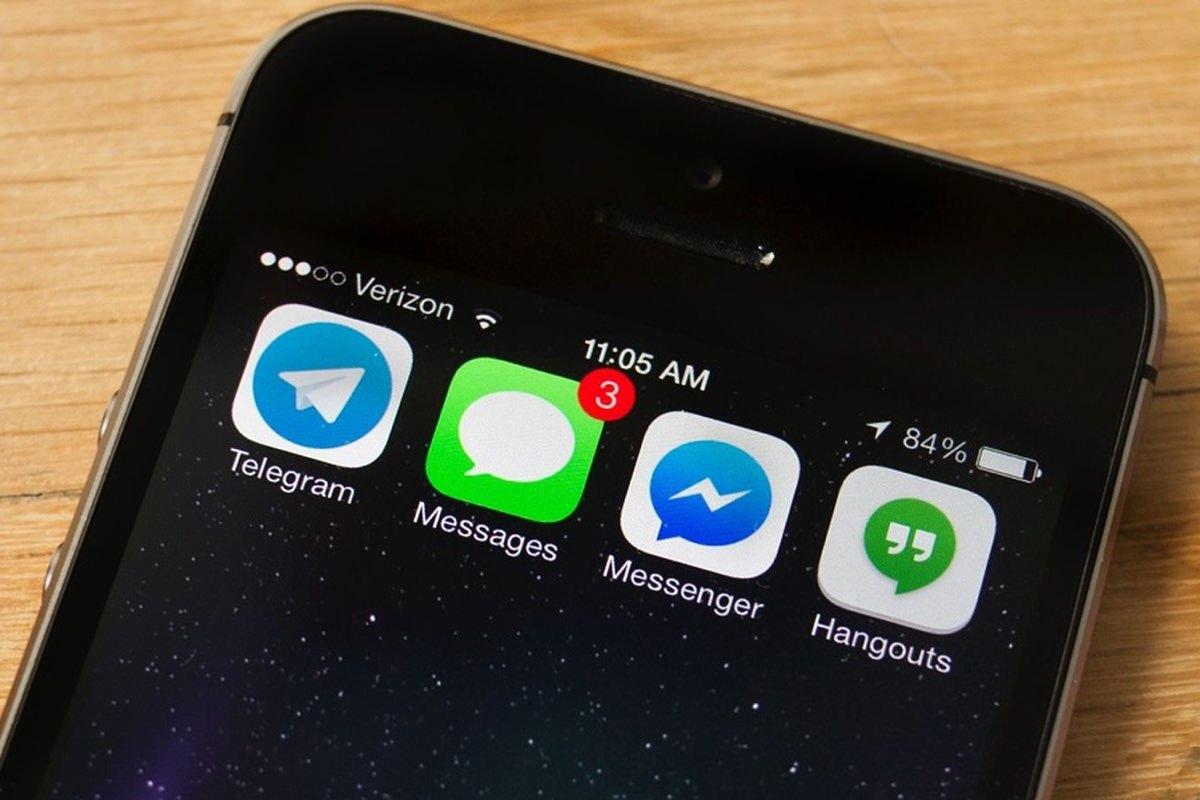 Чем плох мессенджер iMessage или сравнение с Telegram