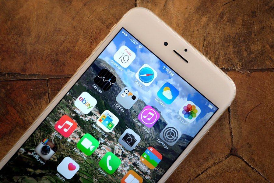 Apple умышленно уменьшает скорость работы App Store на iOS 8