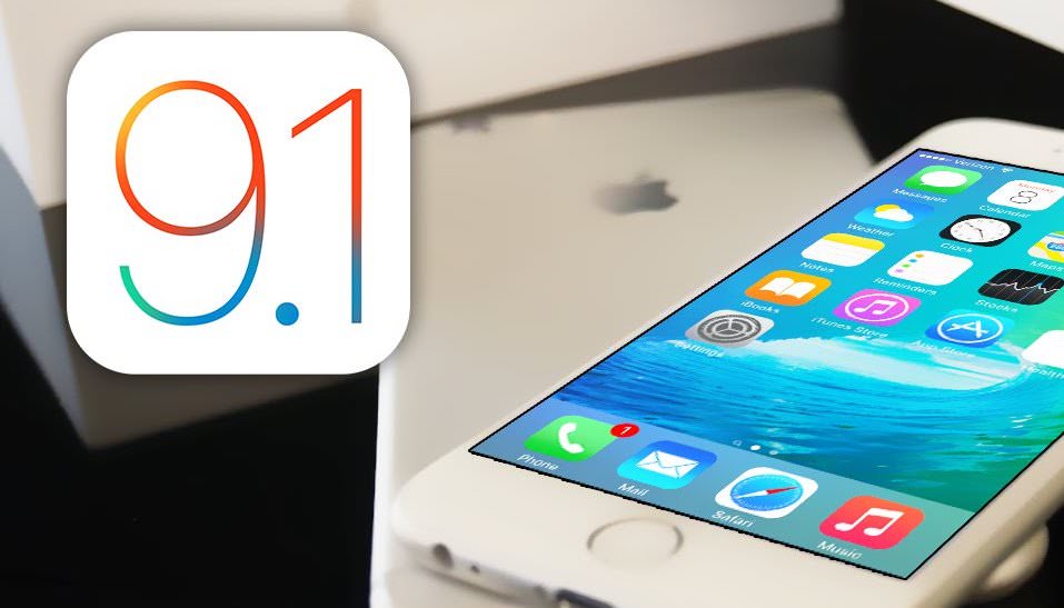 iOS 9.1 Beta 5 iPhone iPad iPod Touch 2