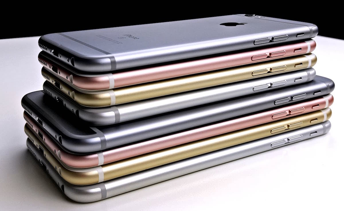 iPhone 6s Plus 6 Rose gold silver space gray gold buy 3