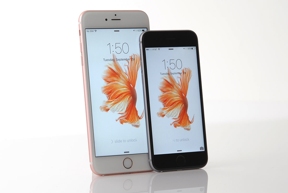 iPhone 6s Plus iPhone 6s Russia vs. buy shop apple store 2