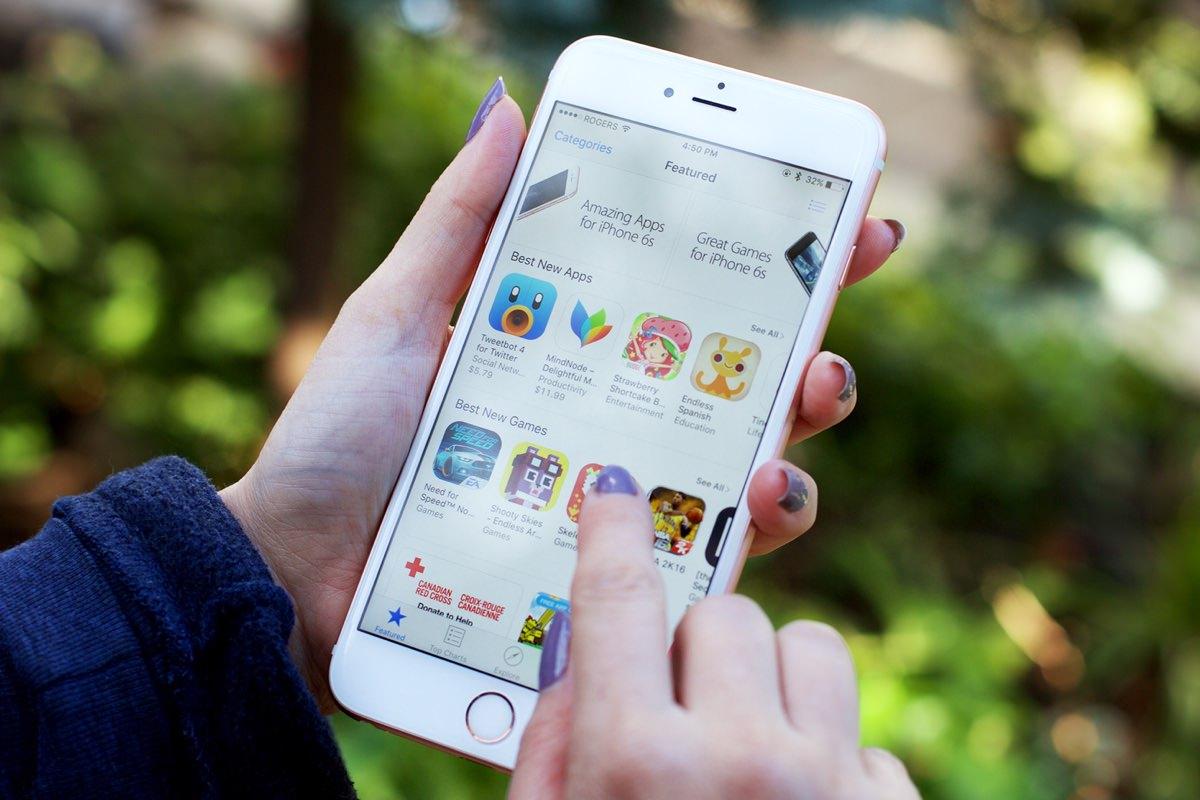 Приложения для iOS начали пропадать из истории покупок App Store