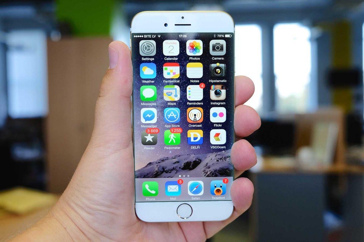 iPhone 7 получит увеличенный 5,2-дюймовый дисплей
