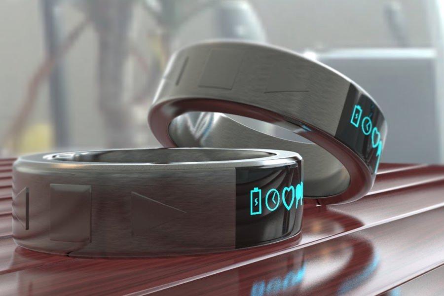 Apple запатентовала смарт-кольцо с сенсорным экраном