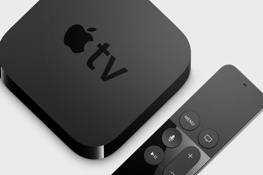 Новое поколение Apple TV поддерживает работу только с двумя Bluetooth контроллера