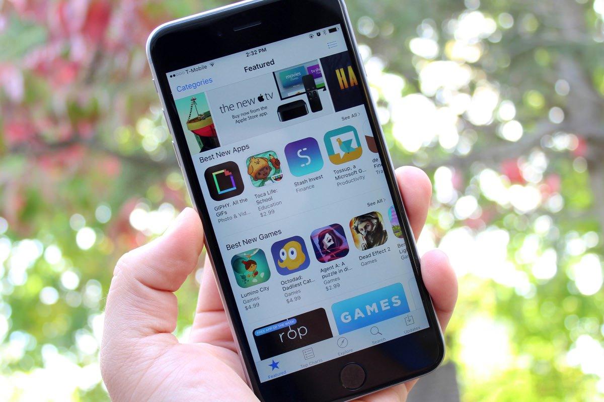 Алгоритм поиска в App Store существенно улучшился