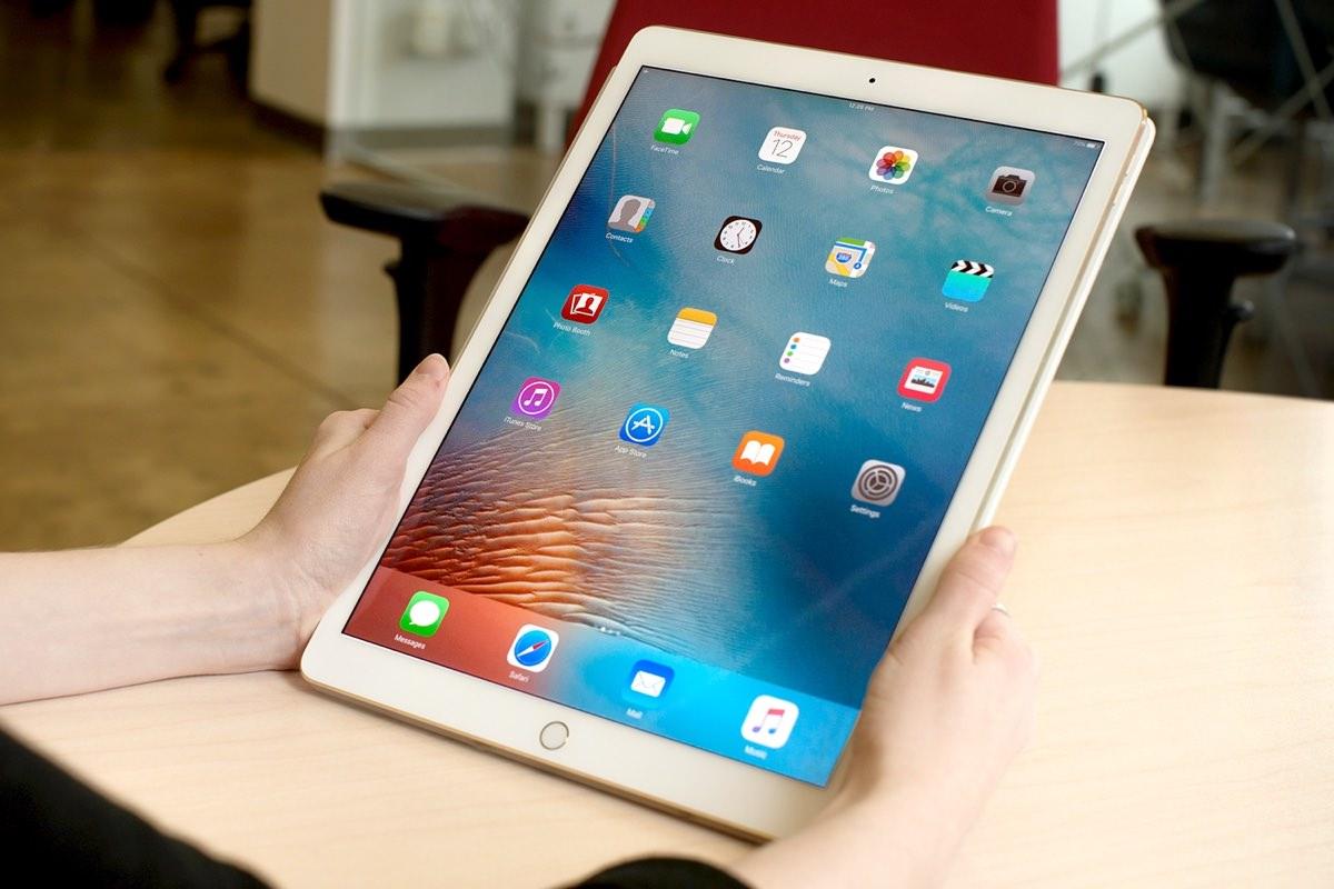 Хакер добавил в iPad Pro поддержку технологии 3D Touch