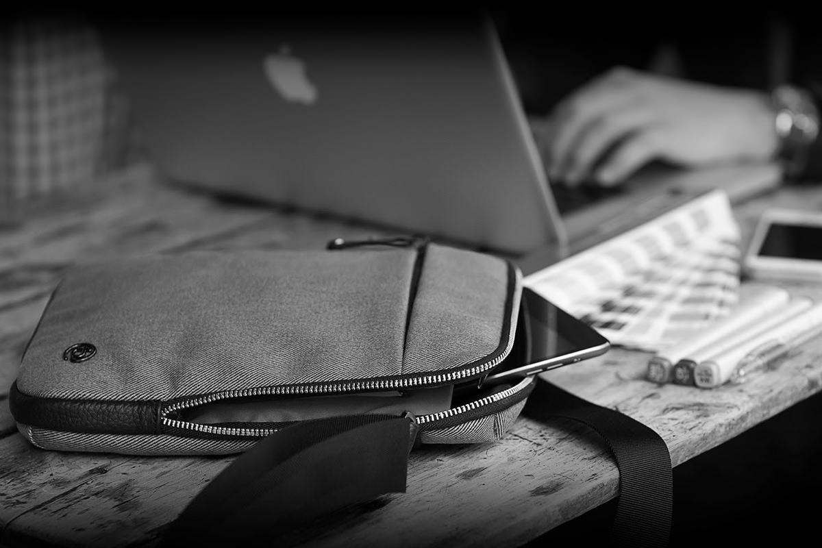 Cobra Sling — стильная и компактная сумка для iPad