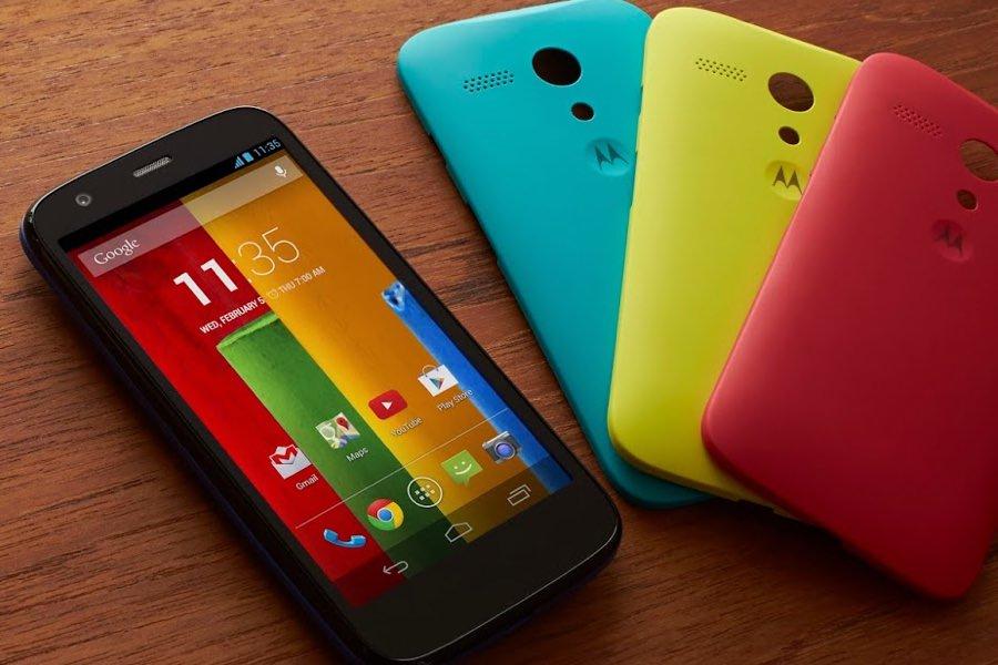 Motorola возвращается на российский рынок