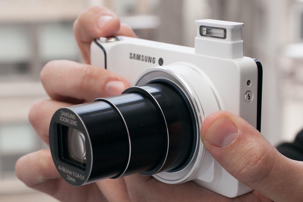 Samsung прекращает производство фотоаппаратов