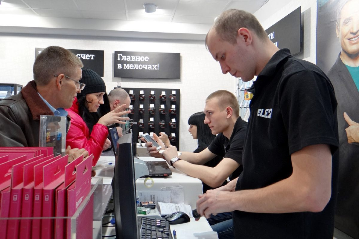 Как сменить сотового оператора в России