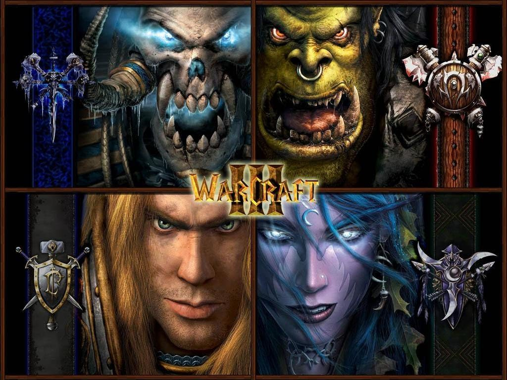 Warcraft 3 iPad iPhone Android iOS Diablo 2 Starcraft 2