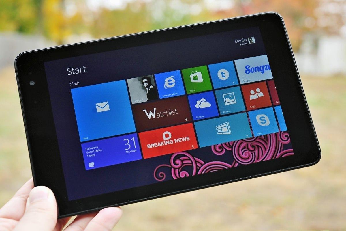 Рынок ожидает пополнения бюджетными планшетами на Windows 10