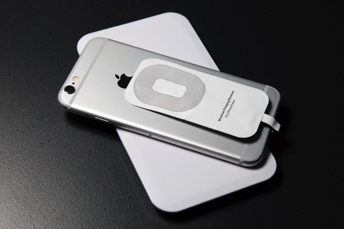 iPhone 7 получит поддержку беспроводной зарядки