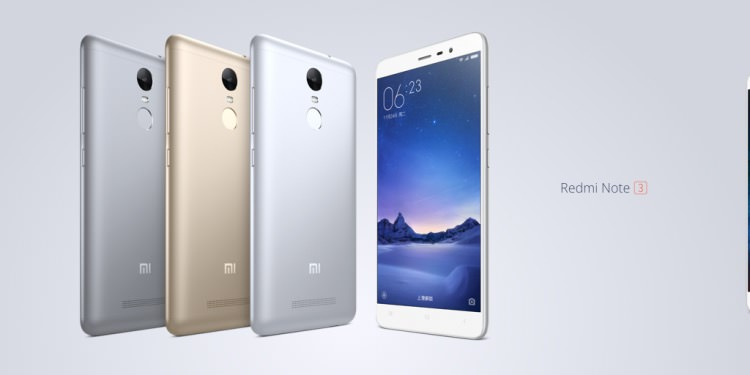 Xiaomi Redmi Note 3 MiPad 2 Windows 10 Android 4