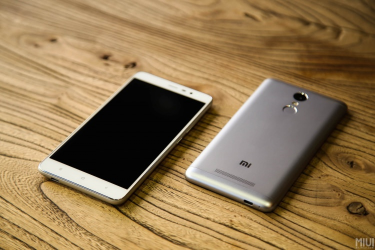 Xiaomi Redmi Note 3 MiPad 2 Windows 10 Android 5