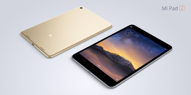 Xiaomi Redmi Note 3 MiPad 2 Windows 10 Android