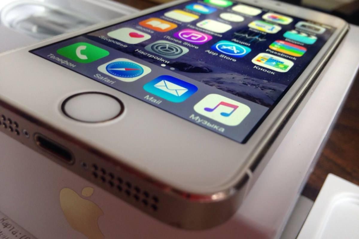 Apple выпустит обновленный iPhone 5s с новым процессором