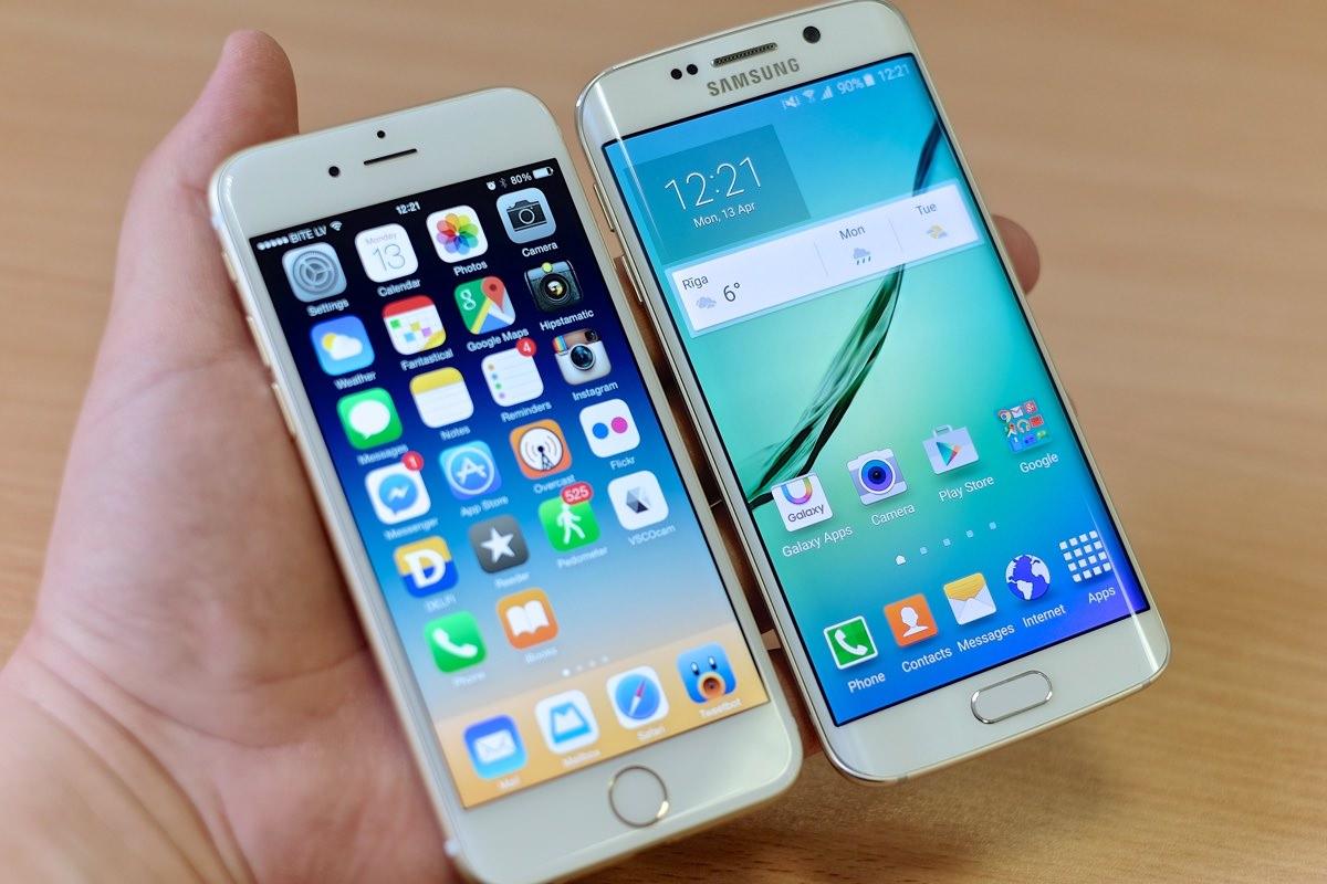 iPhone 7 получит изогнутый по краям дисплей