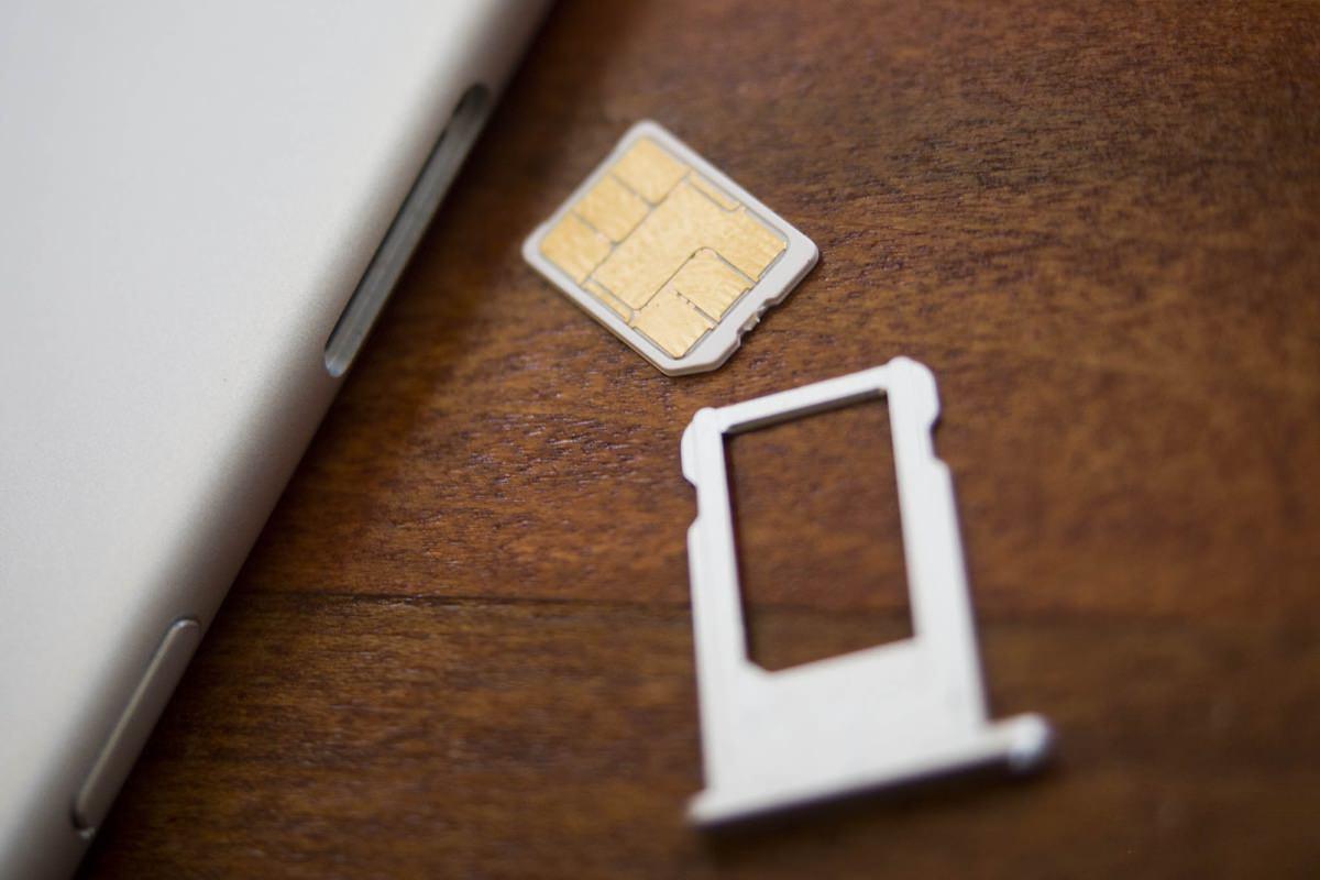 В России появилась поддержка Apple SIM